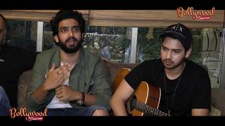Armaan malik and amaal malik exclusive interview for 'tere mere '