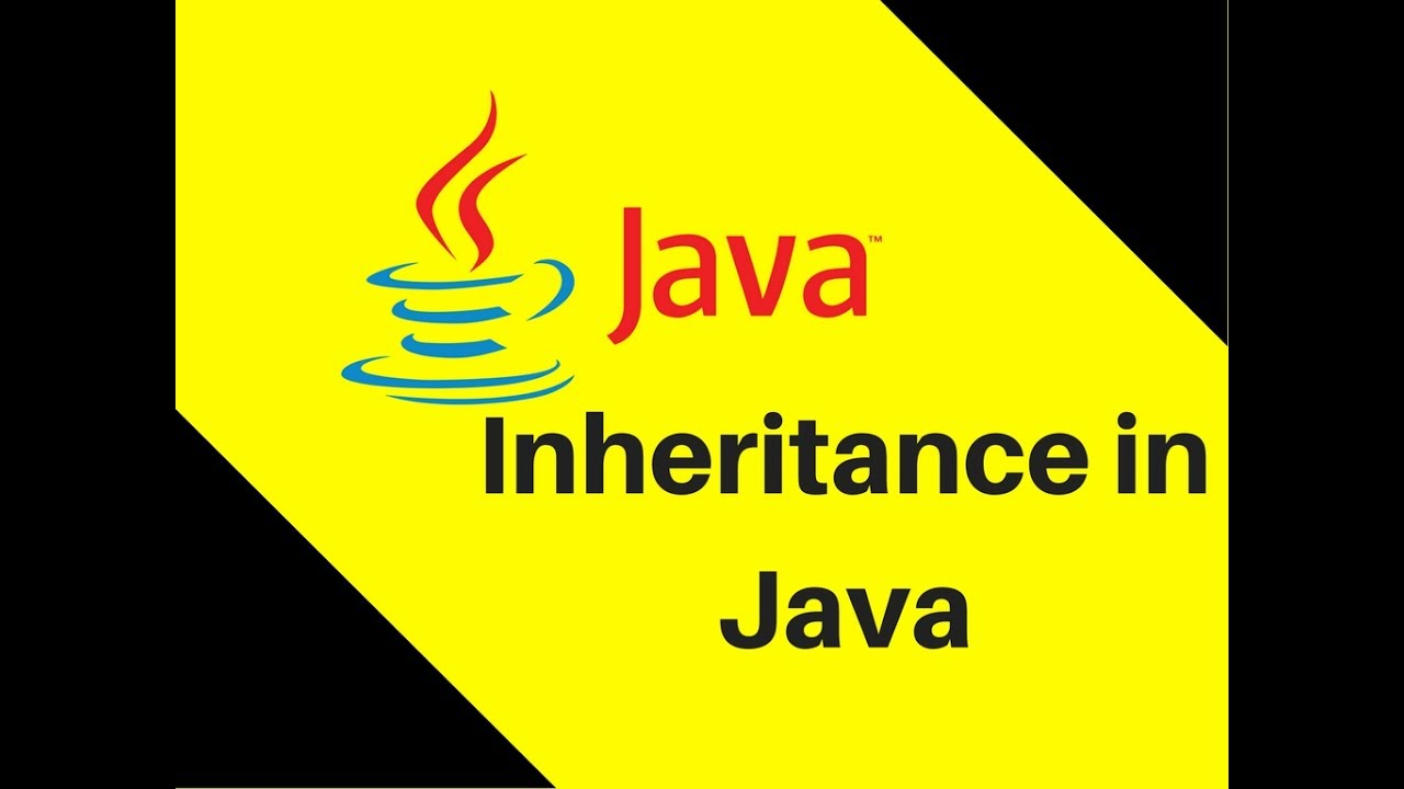 83 what is inheritance in java lecture tutorial youtube 83 what is inheritance in java lecture tutorial baditri Image collections