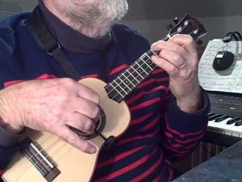 The Teddy Bears' Picnic - Solo Ukulele - Colin Tribe on LEHO