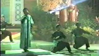 Nasyid: Pemimpin Tiga Darjat. Nadamurni.