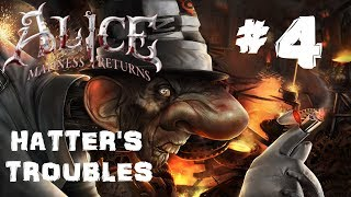 ЧАСТИ ТЕЛА  Alice: Madness Returns  #4