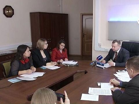 Руководитель дирекции банка ВТБ по Курской области встретился с журналистами