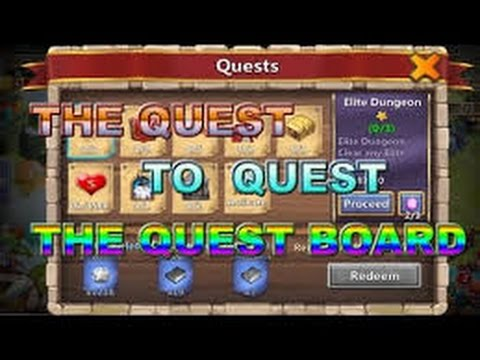 Castle Clash Quest Completion With Speed