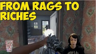 FROM RAGS TO RICHES - DayZ Standalone PVP