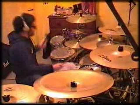 Vadrum Meets Super Mario Bros (Drum Video).avi
