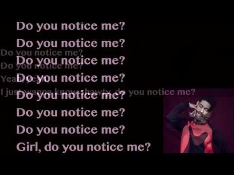Pnb Rock~Notice Me |Lyrics|