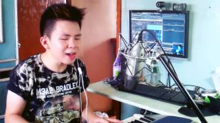 Tears Always Win - Alicia Keys (Cover) Filipino Kid Karl Zarate (Male Version)
