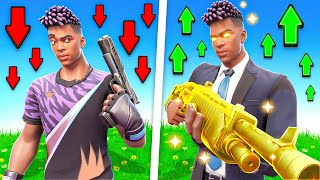 The RAGS TO RICHES Mode in Fortnite!