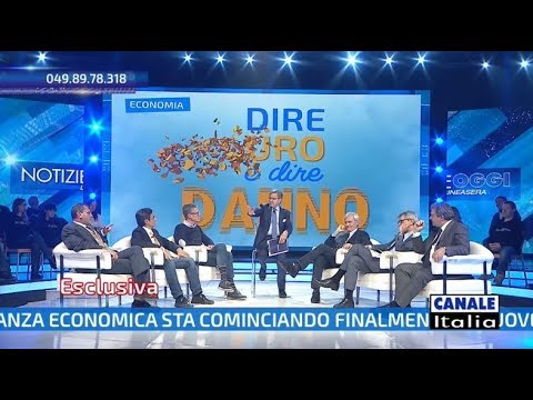 'Dire EURO è dire DANNO' | Notizie Oggi Lineasera (HD)