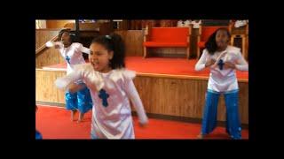 Anointed Praise ministering Tamela Mann