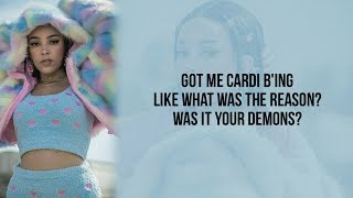 Doja Cat - Lonely (Lyric Video)