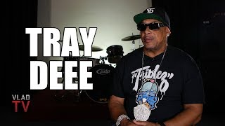 Tray Deee's Biggest Fear was that the Riverside Sheriffs Killed Bad Azz in Jail (Part 2)