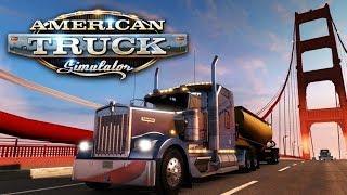 American Truck Simulator 1.34 - Começando a Carreira