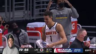 Nikola Jokic Just Showed Why He's The MVP!!- Los Angeles Clippers Vs Denver Nuggets Reaction