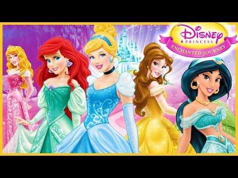 Disney Princess: Enchanted Journey FULL GAME Longplay (Wii, PS2, PC)