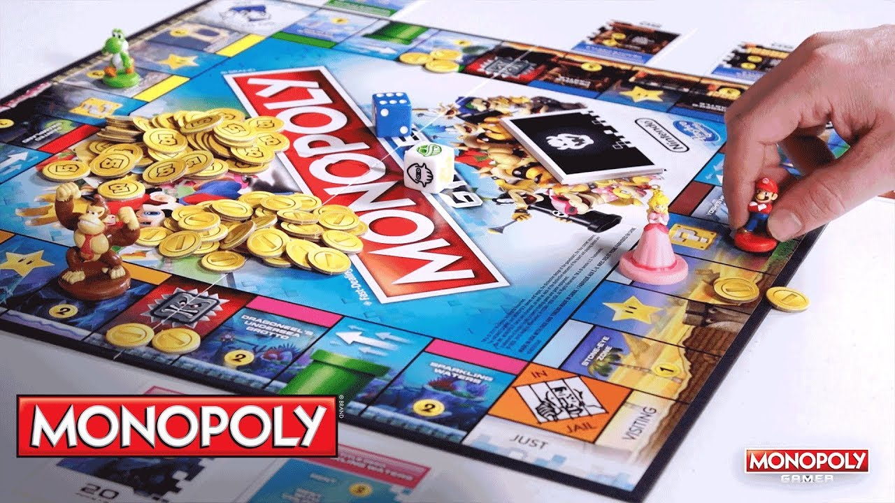 monopoly gamer rules