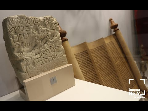 VÍDEO: La Lucena Judía y la basílica de Coracho y el mundo de las creencias, nuevas salas del Museo de Lucena