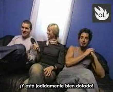 Entrevista a Chris Cornell & Tim Commerford (2003)