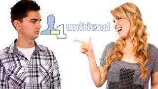 Facebook Unfriending On The Rise