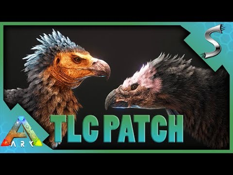 TLC PATCH BREAKDOWN! NEW ARGENTAVIS & SPINOSAURUS MODELS + ABILITIES! - Ark: Survival Evolved