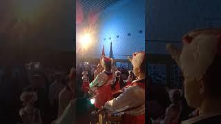 Волонтеры Беловского райна поют гимн