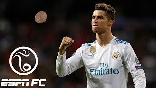 Real Madrid beats Juventus in Champions League on Cristiano Ronaldo stoppage-time winner | ESPN FC