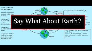Geocentric VS Heliocentric-CASE CLOSED! - Solid PROOF & Model