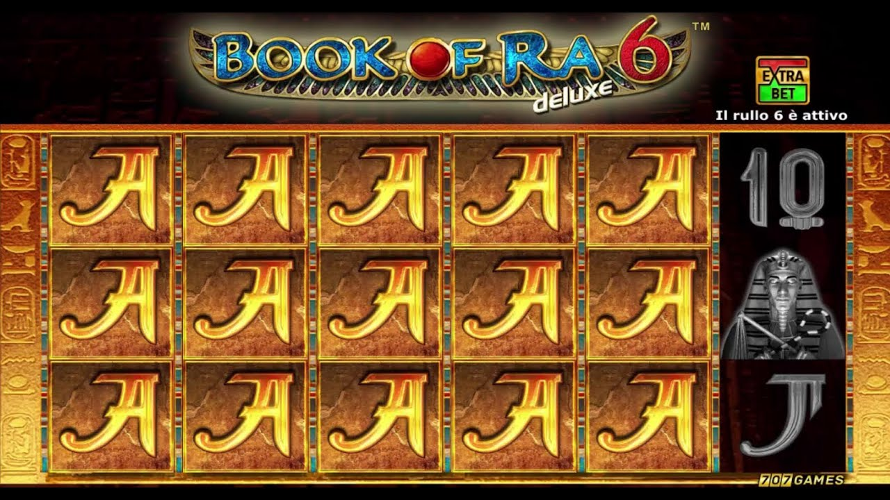 Book Of Ra Online Bet 900
