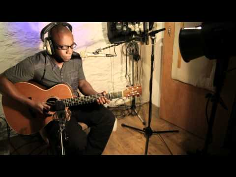Aaron Douglas  Fade Vocal booth sessions