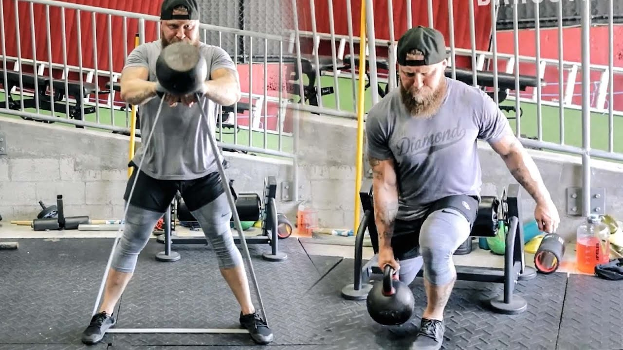 Lower Body workout for Explosive Power & Endurance | Phil Daru