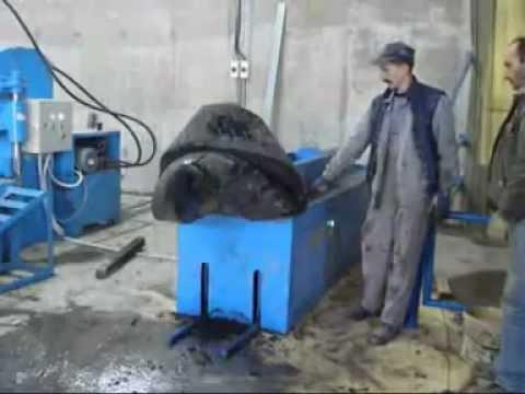 Maquinas de reciclaje de neum ticos llantas youtube - Maquina de reciclaje de plastico ...