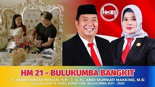 HM 21 Bulukumba Bangkit - Ridho Jeka ft. Dhea Delvira ( Official Music Video )