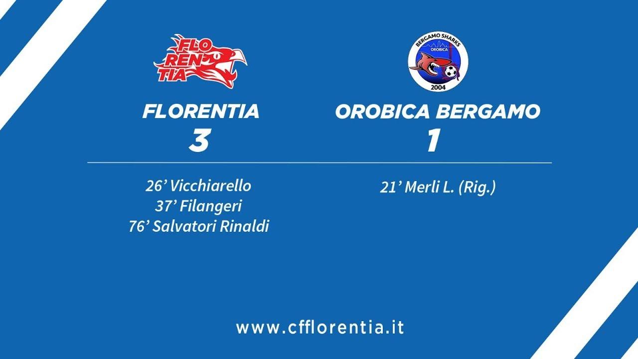 Florentia vs Orobica Bergamo