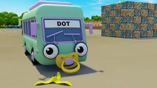 Baby Bus Songs | Nursery Rhymes & Kids Songs | Gecko's Garage | Bus Songs For Kids