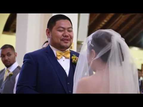 Florienor and Manuel Wedding Feature HD