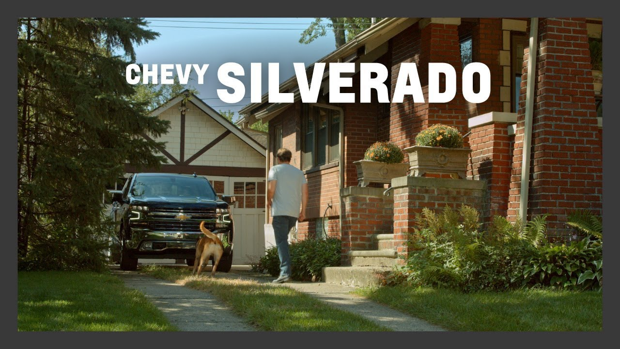 """Assist From a Friend"" - Chevy Silverado 