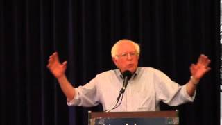 Bernie Sanders in Los Angeles (Hollywood) 3 29 2015