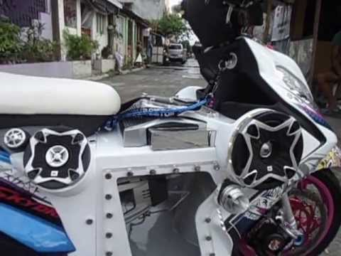 Suzuki Skydrive Sounds Loaded Youtube