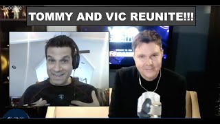 Vic's Basement - January 15, 2016 - Vic Chats With Tommy Tallarico!!!