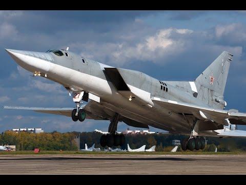AWESOME POWER Tu-22M Military Aircraft Takeoff & Landing