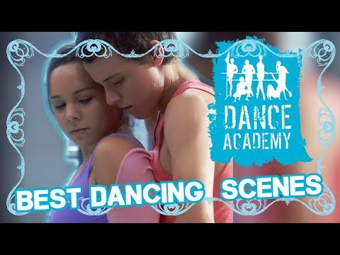 Dance Academy: Sammy and Abigail's Romantic Dance | Best Dancing Scenes