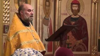 Слово на литургии в Неделю о Закхее
