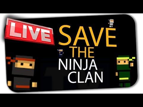 видео: СТРИМ: save the ninja clan (ПЕРВЫЙ ВЗГЛЯД, 2017) ツ