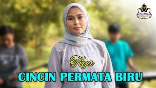 CINCIN PERMATA BIRU (Rita Sugiarto) - TIYA (Cover Dangdut)