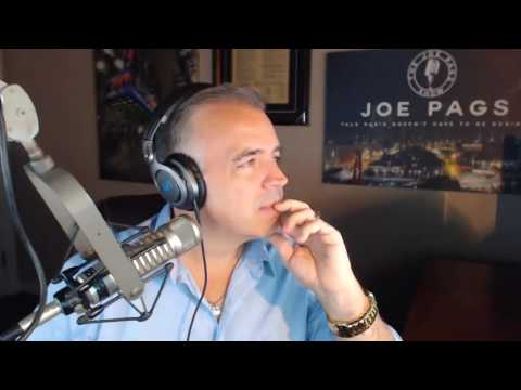 The Joe Pags Show - White guy gets fractured skull by these terrorist haters Black Lives Matter