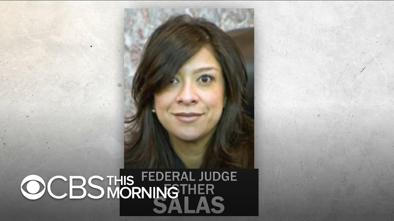 Federal Judge Esther Salas Speaks Out About Deadly Attack On ...