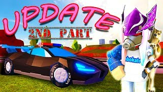 ROBLOX Jailbreak Mad City and Other Game ( May 19th ) Live Stream HD 2nd Part