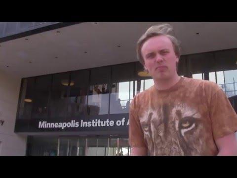 Art Museum Butt Tour - Gus Johnson