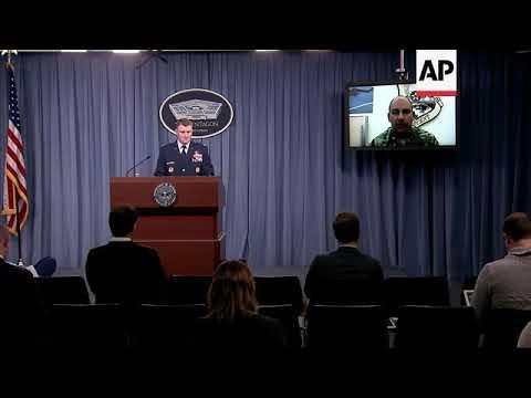 Pentagon: Syria Strike was Self Defense