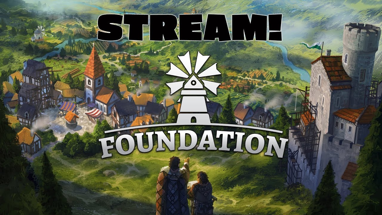 Foundation Polymorph Games foundation - medieval city building game